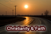 Issues, opinions and essays on Christianity and faith topics