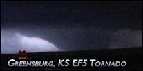 The Greensburg, KS EF5 tornado