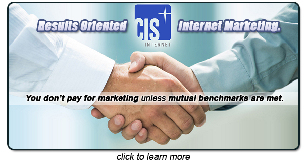 CIS Results-Oriented Internet Marketing