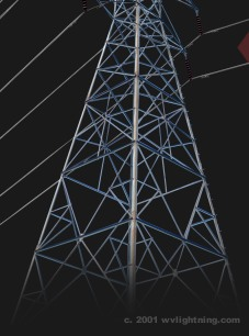 High-Tension Tower