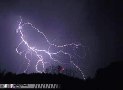 Lightning in the Bible