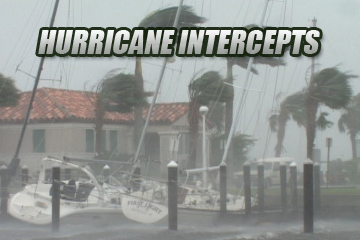 Hurricane Intercepts