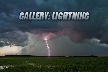 Lightning Photo Gallery