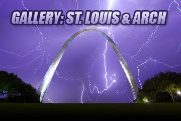 St. Louis and Gateway Arch Gallery