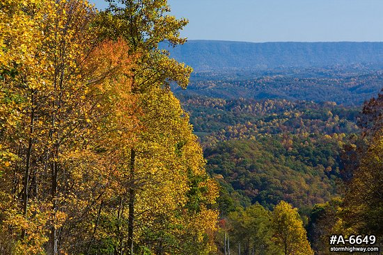 Mercer County WV fall colors