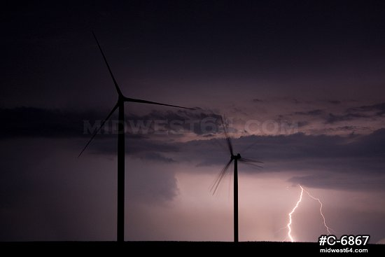 CATEGORY: Lightning and Wind Turbines